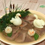 Фото: Лебеди из яиц