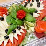 Фото: Овощная нарезка