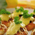 Фото: Сыр и зелень на горячее