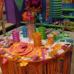 Фото сервировки детского стола: ярко и весело