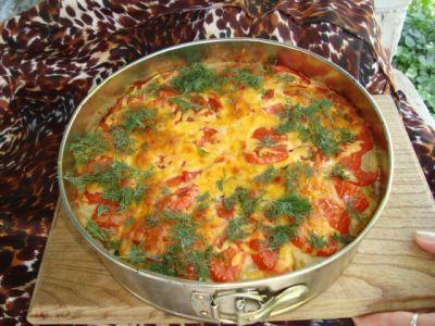 Рецепт баклажан по-турецки - «имам баилди».
