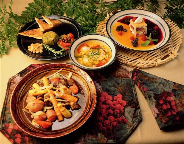 Китайская кухня рецепты провинции