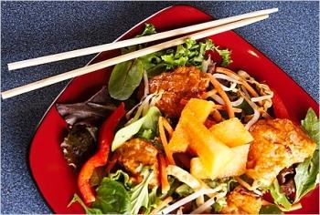 Пять цветов китайской кухни.