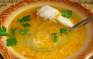 Вкусный супик