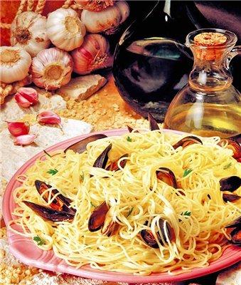 Итальянская кухня. Кухня Венеции.