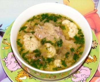 рецепты супов для детей до года аллергиков