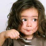 Суп детский фруктовый с рисовыми клецками.