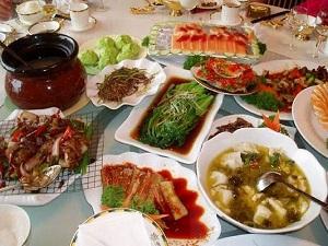 Пекинская кухня.