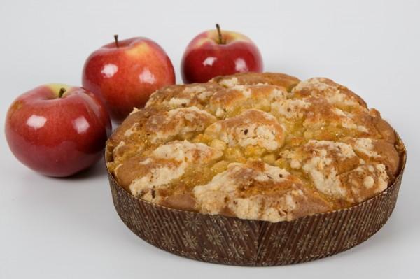 Рецепт шарлотки с яблоками.