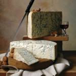 Сыр с плесенью…еда для гурманов