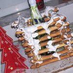 Фото: Колодец шампанского в Новый год