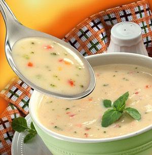 Вкусные супы на мясном бульоне