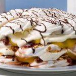 Рецепт торта без выпечки «Лайма Вайкуле»