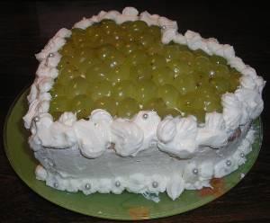 рецепт творожного торта без выпечки с фото
