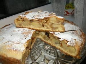 рецепт шарлотки с яблоками с фото