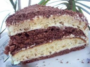 Рецепт торта пражский с фото