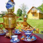 Сервировка чайного стола: 4 простых совета