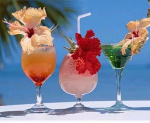 лёгкие алкогольные коктейли в домашних условиях
