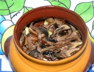 рейепт приготовления мяса в горшочках