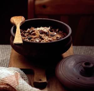 Гречка в горшочке – кулинарный рецепт