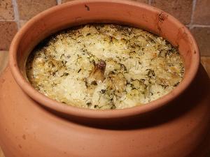рецепт приготовления риса в горшочке