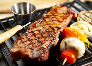 Барбекю-мясо рецепт электрокамин chesford