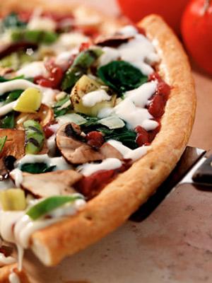 о пицце