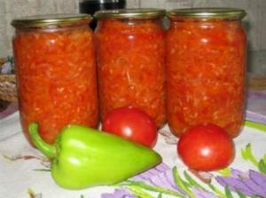 рецепт приготовления лечо с рисом