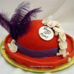 Фото тортов для дам: платья, туфли, шляпы