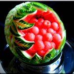 Осенние идеи для карвинга из овощей и фруктов