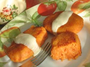 рецепт приготовления морковных постных котлет