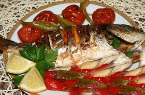 Вкусный рецепт дорада по-средиземноморски ― Горячие блюда . . 1001 ЕДА вкусные рецепты с фото!