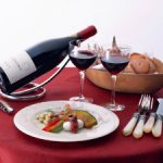 Правильная закуска к вину