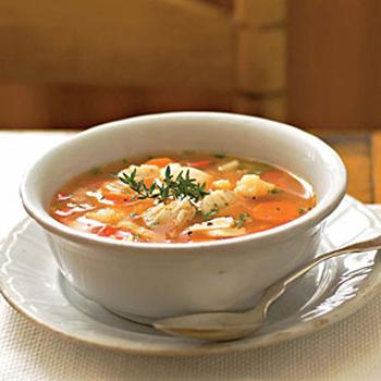 Блюда супы в мультиварке