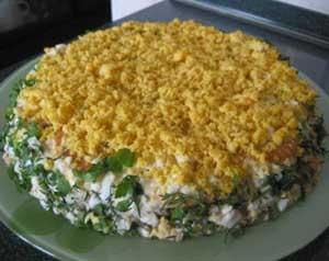 49 10 01 2012 491 Постные салатики для новогоднего стола