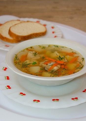 Быстрые супы рецепты для детей