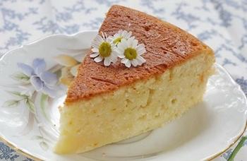 рецепт манного пирога с молоком