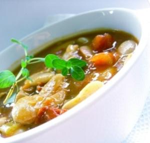 суп с фасолью из банки рецепты приготовления