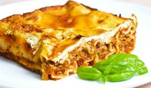 сухие макароны в духовке рецепт