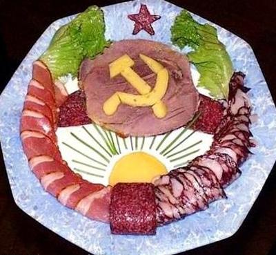рецепты закусок к празднику с фото