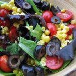 Быстрый салат По-мексикански