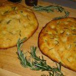 Фокачча - хлеб итальянцев