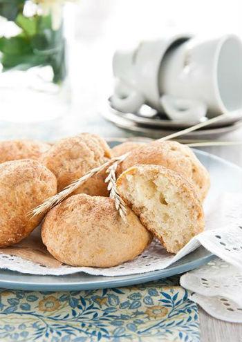 Печенье овсяно-творожное