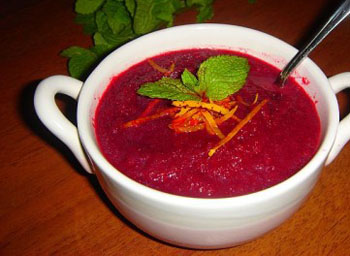 рецепты супов из свеклы