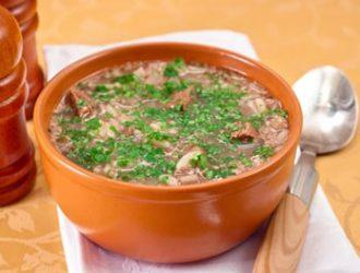 рецепт настоящего харчо с разнимы видами мяса