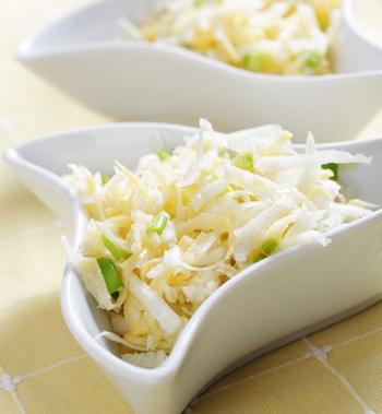 салат из репы рецепты с курицей