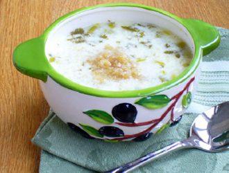 рецепт вкусного холодного супа