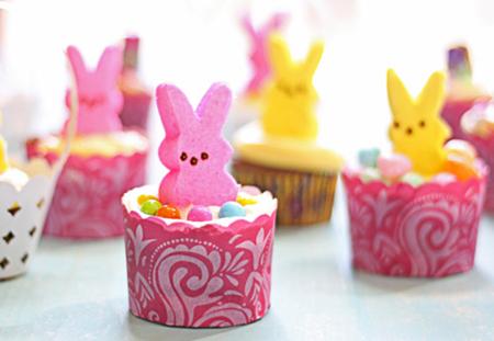 десерт с кроликом