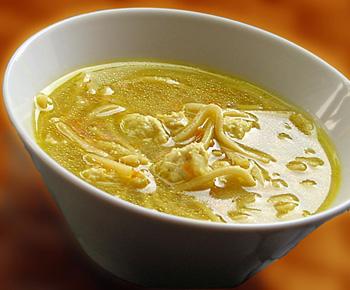 Нет ничего проще и быстрее чем суп с
