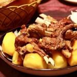 Вареный барашек по-армянски